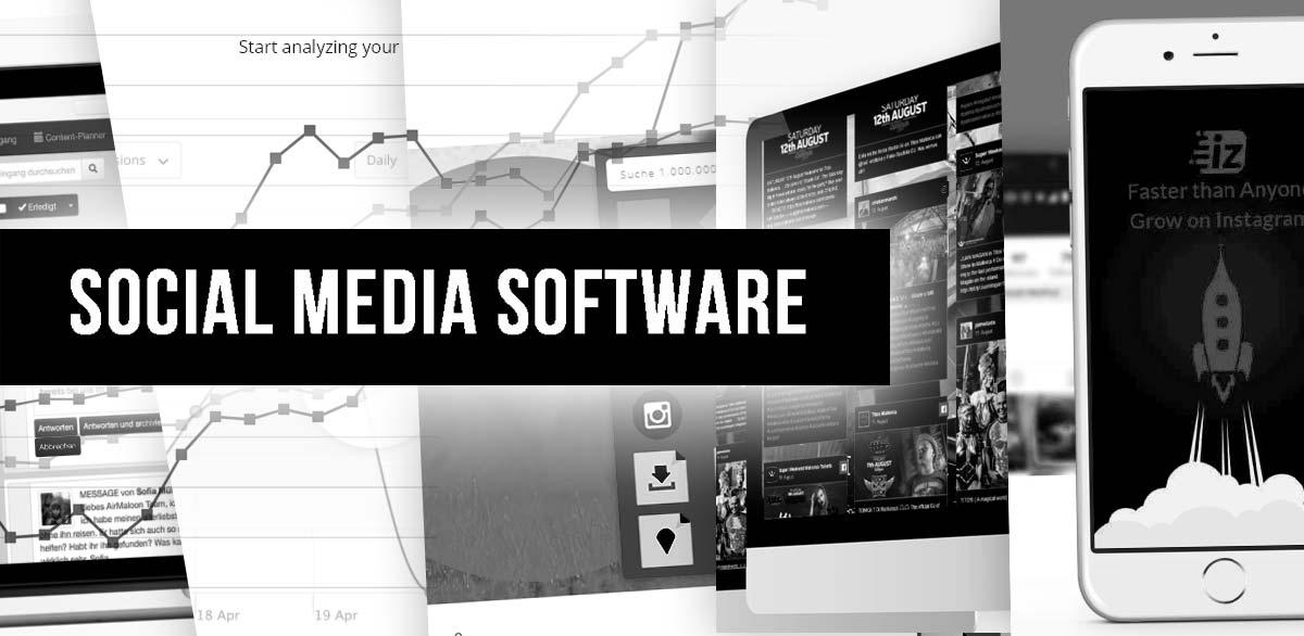 18+1 Social Media Marketing Tool: Software para Facebook, Youtube, Instagram + Cursos Online