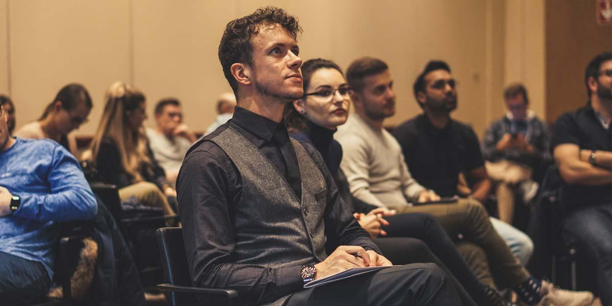 Orador principal e especialista em Marketing: Stephan M. Czaja