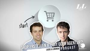 Criar a Loja Online #1: Faça você mesmo ou agência cara?! - Podcast de Marketing