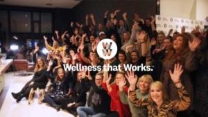 Ano Novo WW Juntem-se: Influenciador Evento Throwback + Vídeo