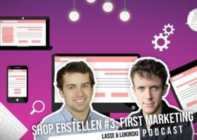 Criar uma loja online #3: Marketing, tornar o comércio electrónico conhecido?! – Podcast de Marketing